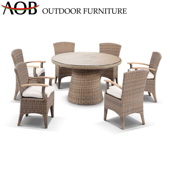 Chinese Rattan Outdoor Furniture Chairs