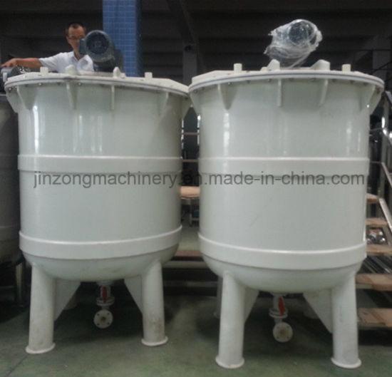 Corrosive Toilet Cleaner Mixing Equipment
