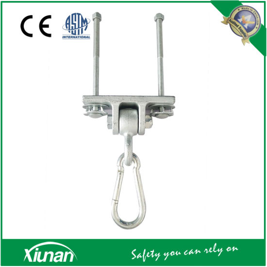 China Wooden Swing Set Hanger With Bolts And Carabiner China Swing