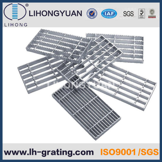 Industrial Galvanizing Steel Stair Treads For Ladder Step