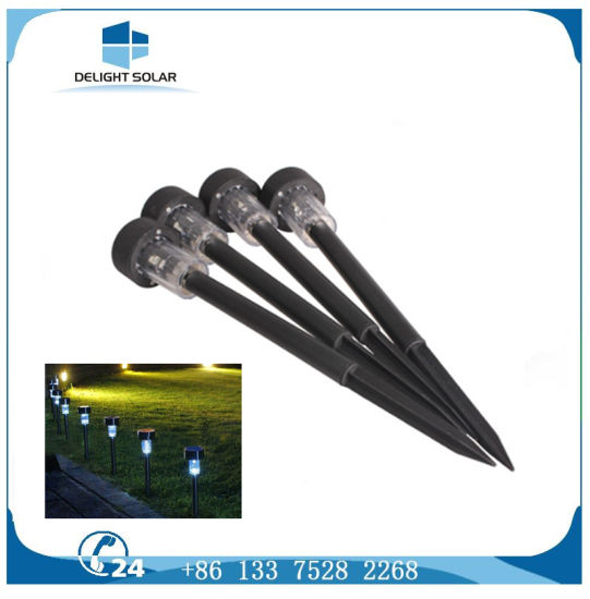 Free Sample Outdoor Path Garden Decorative LED Solar Lawn Lamp pictures & photos
