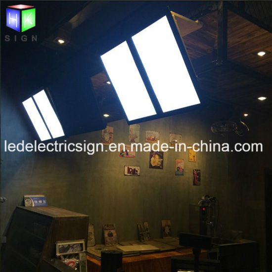Ultra - Thin Magnetic Suction Advertising Light Boxes pictures & photos