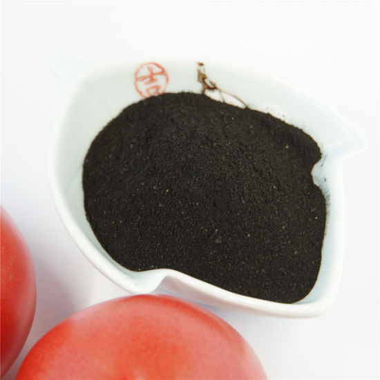 Humizone Base Fertilizer Highest Grade Leonardite Source Humic Acid Powder/Granule pictures & photos