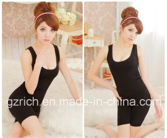 Slimming Bodysuit, /Bodysuit/Bodyshaper Wear/Women′s Seamless Shaper Wear pictures & photos