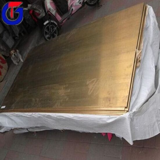 Brass Sheet C63800, C65100, C65500, C68800, C70250 pictures & photos