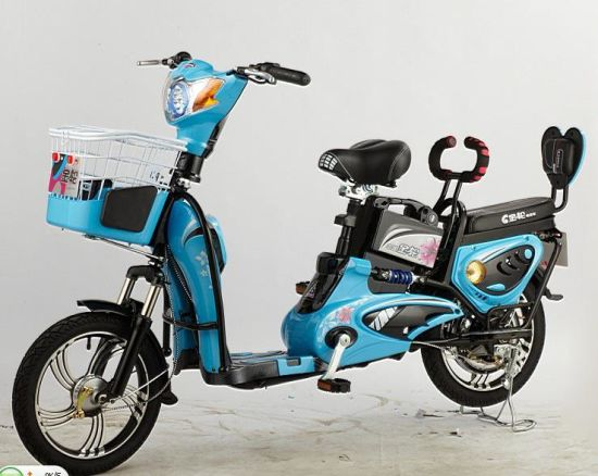 Hot Sale Portable Ebike Electric Motorbike E-Scooter (HD350-A) pictures & photos