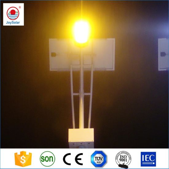 Prices of 12V 24V Durable Aluminum Solar LED Street Outdoor Lighting with Long Life