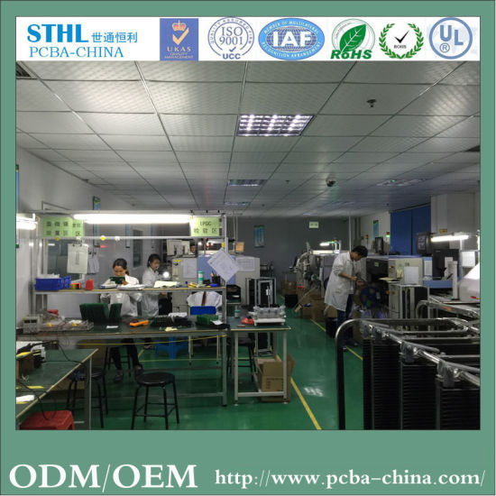 Custom Made Green Pcb Board Assembly Electronic Circuit Boards Pcba Of