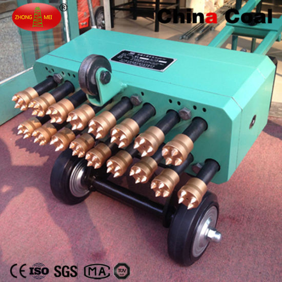 China Coal Hand Push Concrete Chipping Hammer Scabbler pictures & photos