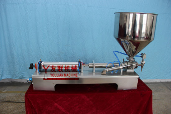 Ice-Cream Filling Machine (30-300) +Pneumatic +Stainless Steel+Wholesales pictures & photos