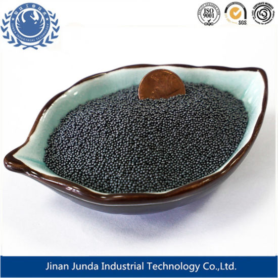 Carbon Metal Abrasive/Cast/Blasting Steel Shot S330 S390 China Manufacture with ISO Certificate pictures & photos