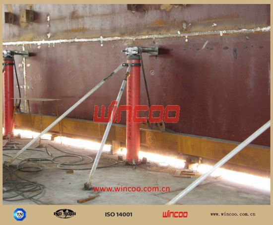 China Hydraulic Jacking System for Tank/Automatic Tank Lifter/Tank ...