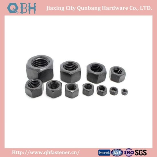 High Strength Hex Nuts (DIN6915 M12-M36) pictures & photos
