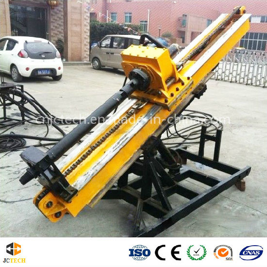 China Portable Construction Anchor Drilling Rig Machine for