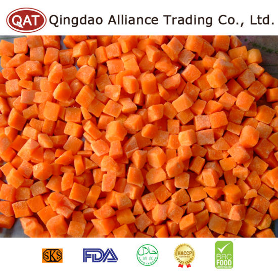 Top Quality Diced Carrot with Competitive Price pictures & photos