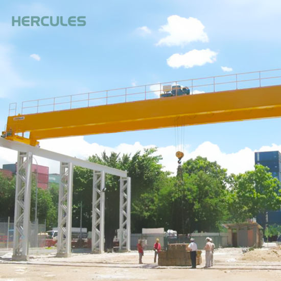 Heavy Duty Overhead Crane Bridge Crane Trolley pictures & photos