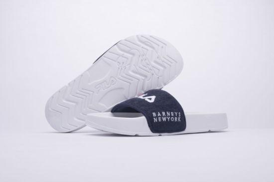 01a63f293b719 New Europe Brand Fashion Mensstriped Sandals Causal Non-Slip Summer  Huaraches Slippers Flip Flops Slipper