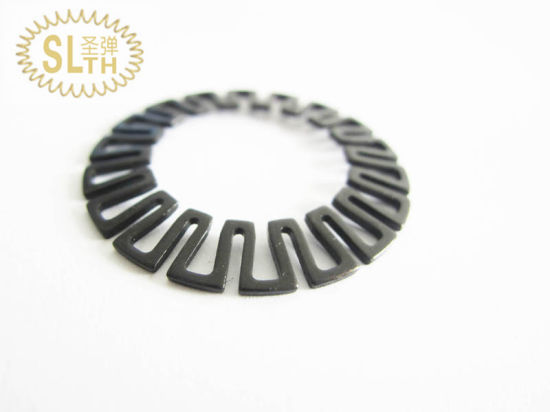 Metal Stampings with High Quality (balck oxide surface treatment)