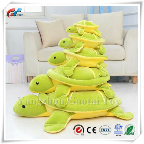 China Factory Direct Sale Plush Turtle Soft Toy Stuffed Animal