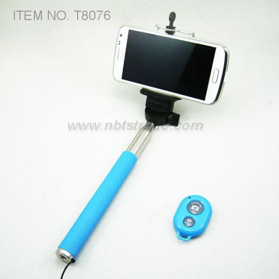 Bluetooth Remote Control Selfie Stick (T8076)