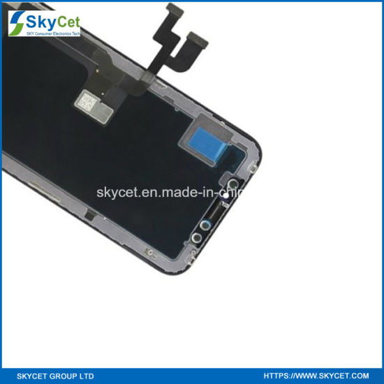 Original Mobile Phone LCD Display for iPhone X Screen LCD Touch Screen pictures & photos