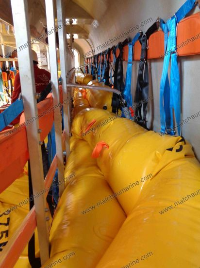 500kg Water Filled Ballast Bags pictures & photos