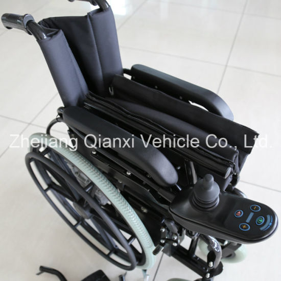 Cheap and Good Quality Electric Wheelchair Xfg-102fl pictures & photos
