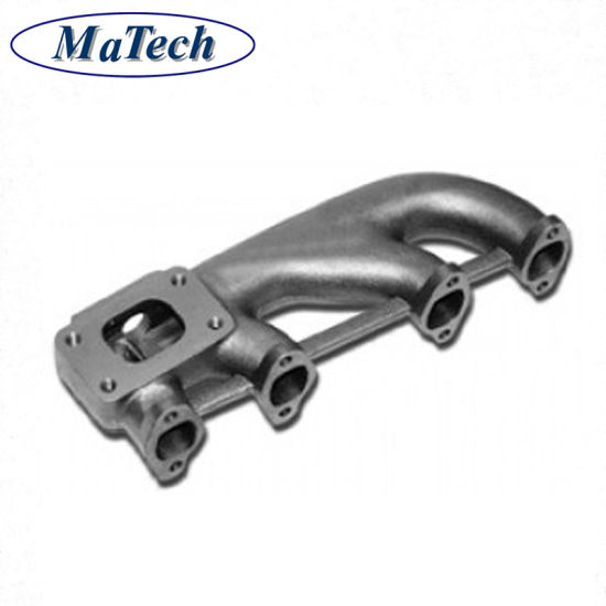 China Custom Precision Aluminum Intake Manifold Castings From
