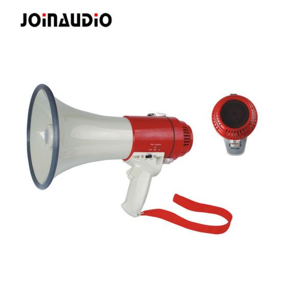 Megaphone with USB Siren Police Microphone Speaker (MK-55SU)