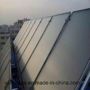 Tempered /Toughened Ar Coated Mistlite Solar Glass pictures & photos