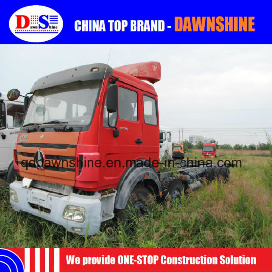 Beiben Truck Chassis Used Truck pictures & photos