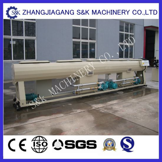 Plastic Extrusion Machine for PVC Pipe pictures & photos