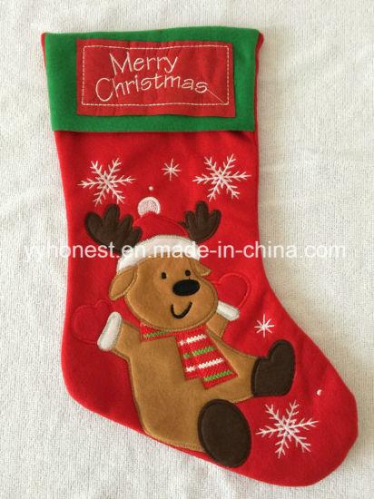 6239cc036 Christmas Decoration Christmas Stocking Big Size Christmas Sock pictures    photos