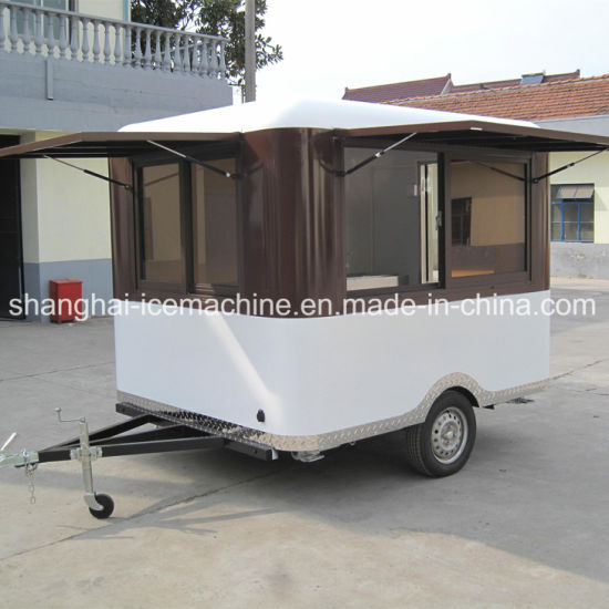 Mobile Food Truck for Sale, Hamburgers Carts Food Cart for Sale Jy-B12