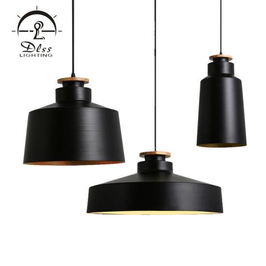 E27 Modern Metal Pendant Light for Dining Room