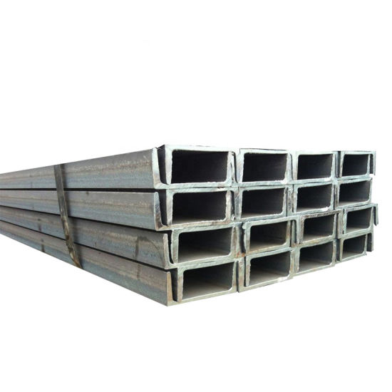 ASTM AISI Standard C Shape U Shape Stainless/Carbon/Ganlavanized Steel Channel