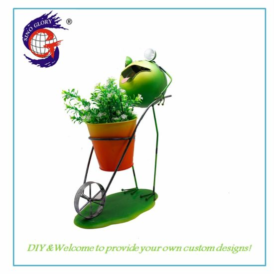 Outdoor Garden Solar Powered Flower Pot LED Light for Decoration  sc 1 st  Xiamen Ronghelin Import \u0026 Export Company Limited & China Outdoor Garden Solar Powered Flower Pot LED Light for ...