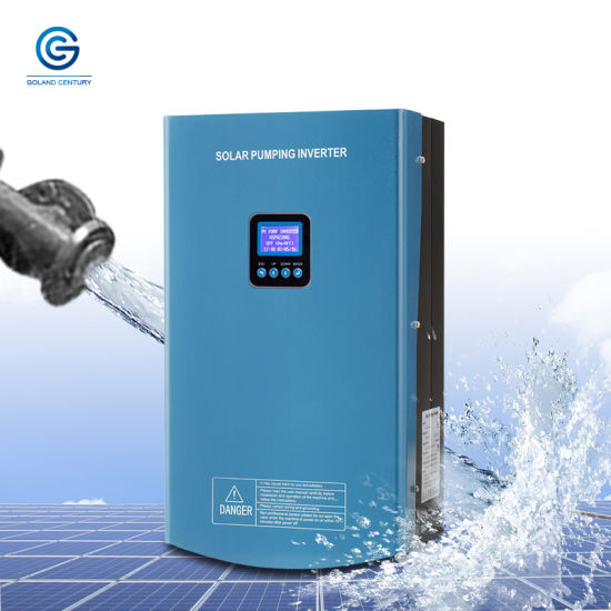 750W-100kw Hybrid Solar Power Pump Inverter with Variable Frequency Drive