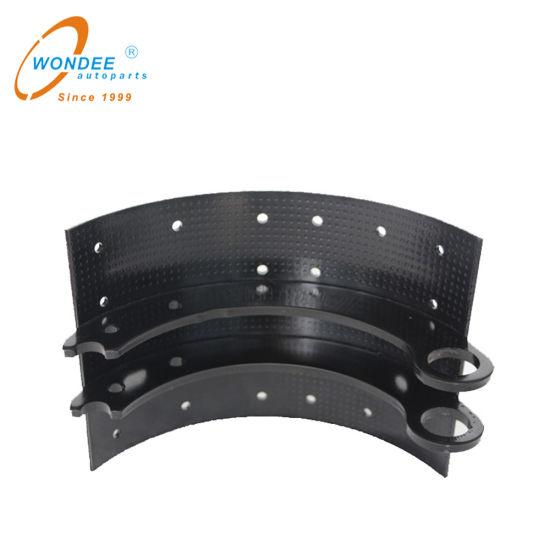 4702 4707 Steel Brake Shoes for Truck Semi Trailer