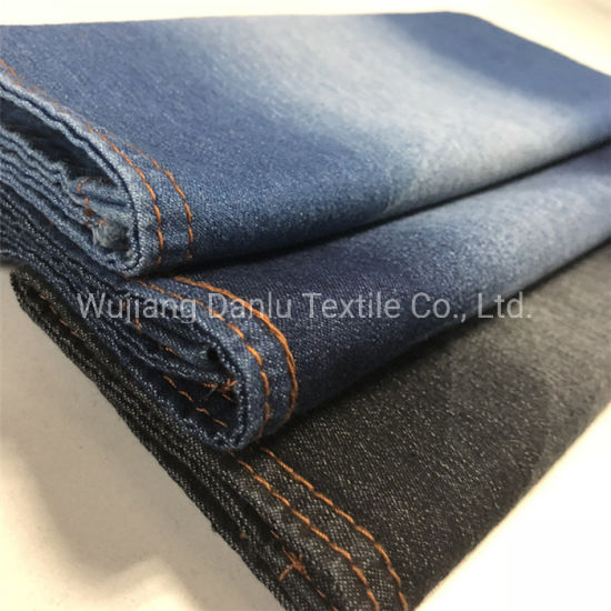 Denim Fabric Pakistan T/C Blended Jeans Fabric Denim Fabric Stretch pictures & photos
