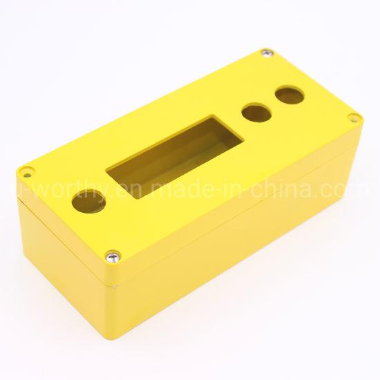 Aluminum Waterproof Box for PCB Aluminum Project Box Electronic Enclosure Case