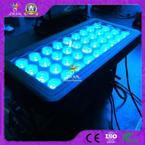 China 36x10w 4in1 City Color Led Outdoor Light Rgb Wall