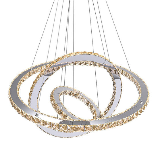 European Pendant Lamp for Crystal Chandelier Hotel Decorative