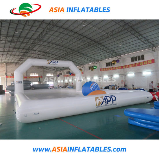 Inflatable Adult Giant Portal Swimming Pool with Arch Door