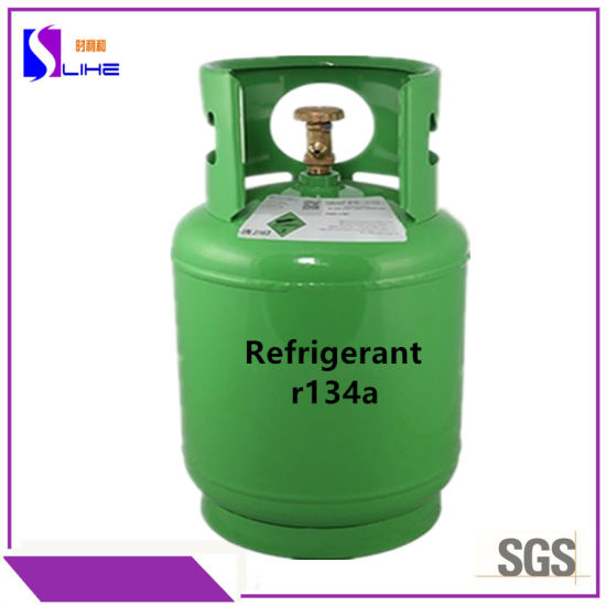 12L Ce Certified 100% Pure Gas Hfc-134A & R134A Refrigerant