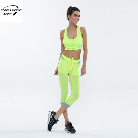 Cody Lundin Fashion Custom Wholesale Sweat Suits for Women Sports Gym Wear Clothing