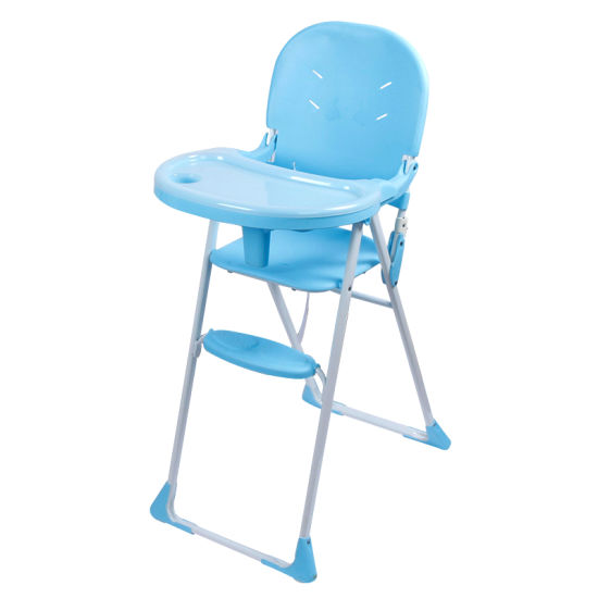 High Quality Foldable Adjustable Multifunctional 7012 of Baby High Chair Baby Dining Chair