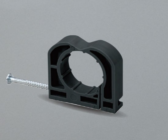 PP and Nail Nail-in Coupling Pipe D-Clip