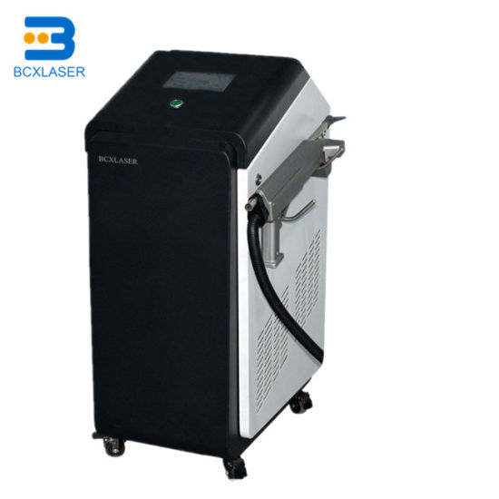 Laser Cleaning Equipment For Metal Rust Paint Oil Stain Removal