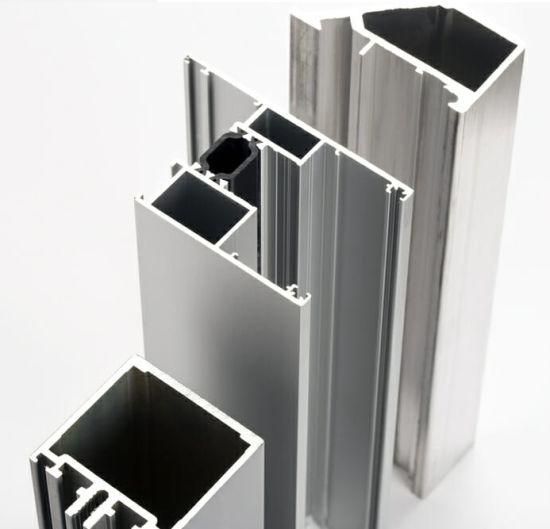 6063 Aluminum Alloy Aluminium Profile for Windows Frame
